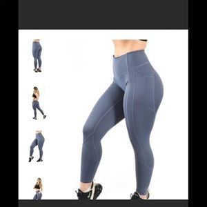 TYC pockets leggings SZ XS